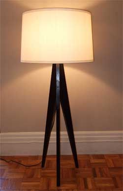 Do it yourself tripod floor lamp stylenorth things to make do it yourself tripod floor lamp stylenorth solutioingenieria Choice Image