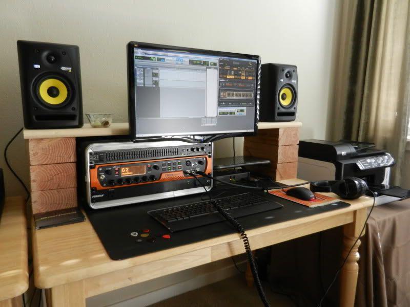 Home studio recording setup ideas to inspire youu man cave