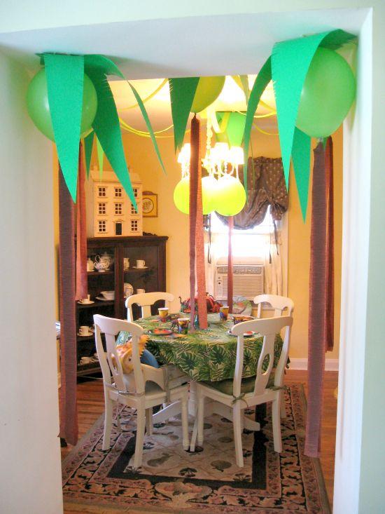 Dinosaur Birthday Party Ideas Dinosaur birthday party Volcano