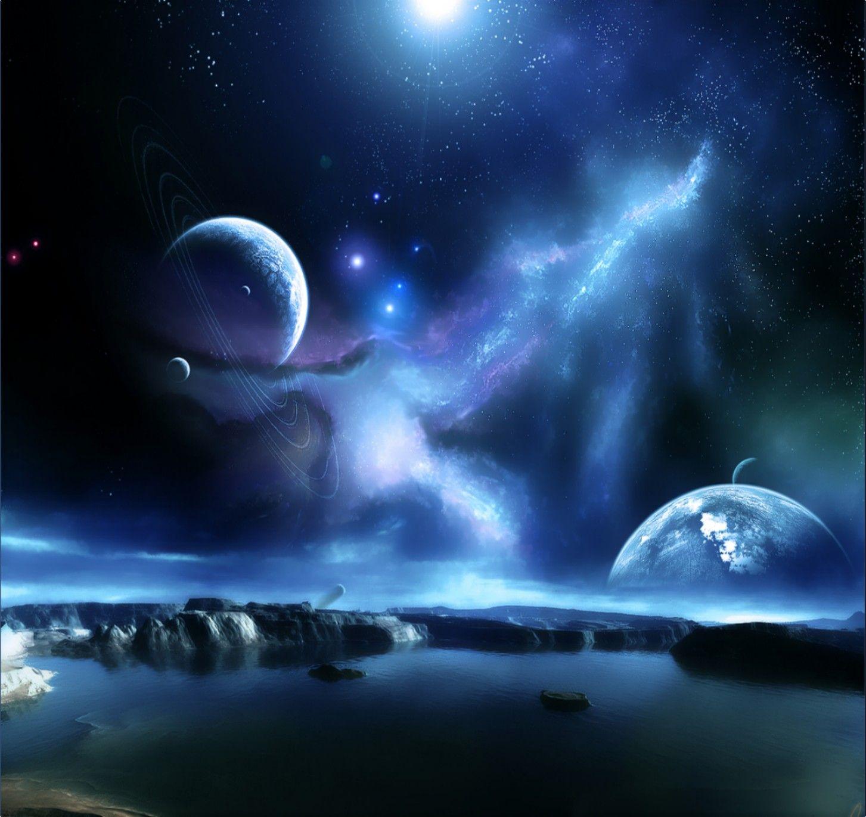 Wallpaper Space: Strange Space, Galaxies, Space