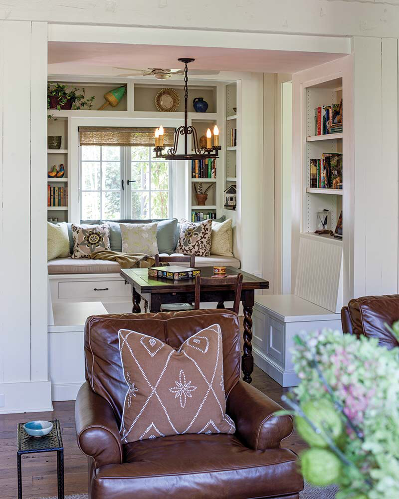 Traditional Victorian Colonial Living Room By Timothy Corrigan With Images: Tour This Dream Home In Cashiers, North Carolina - Cottage Journal