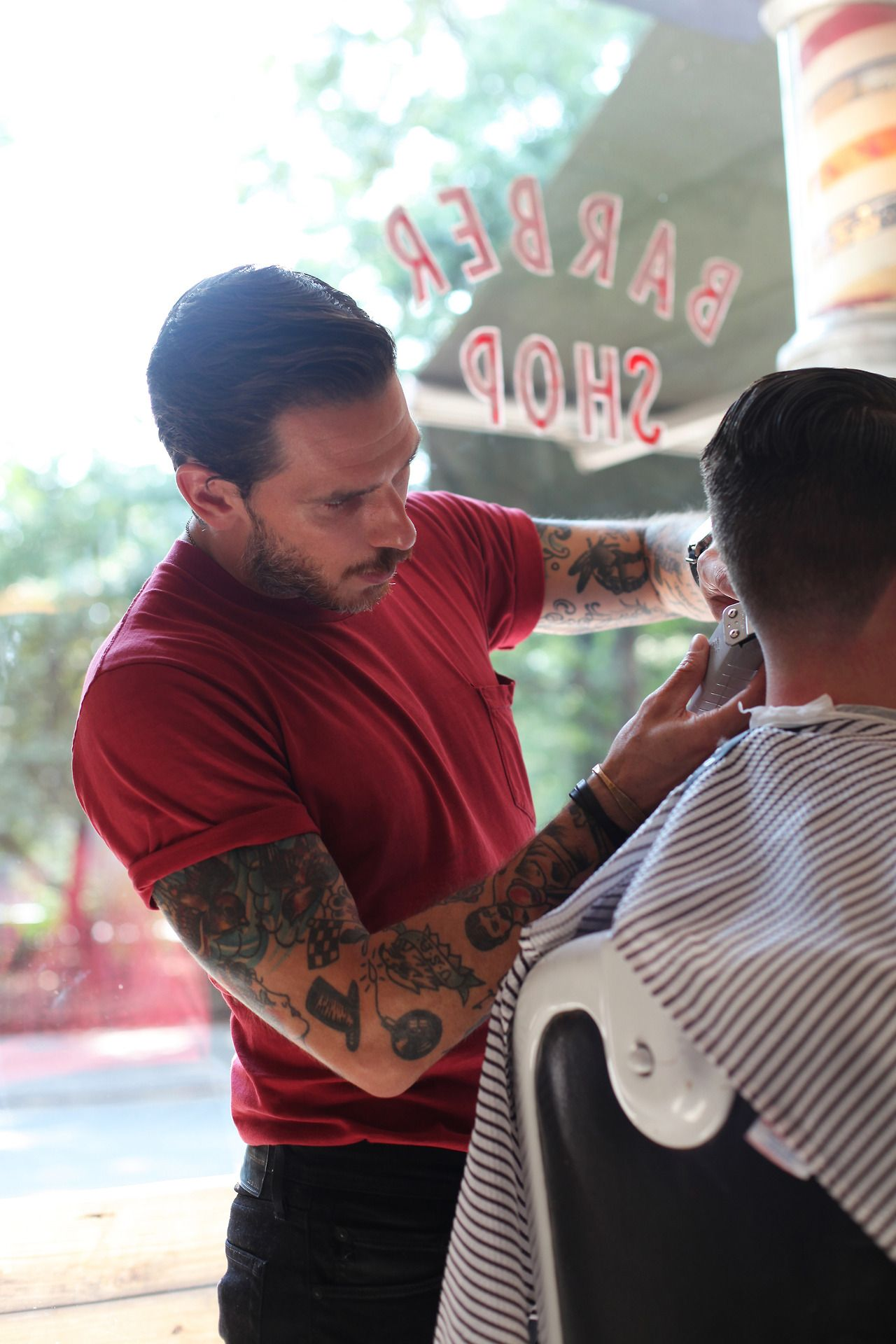 Tumblr mens haircuts ink tattoos  tattoos  pinterest  the oujays ink and photos