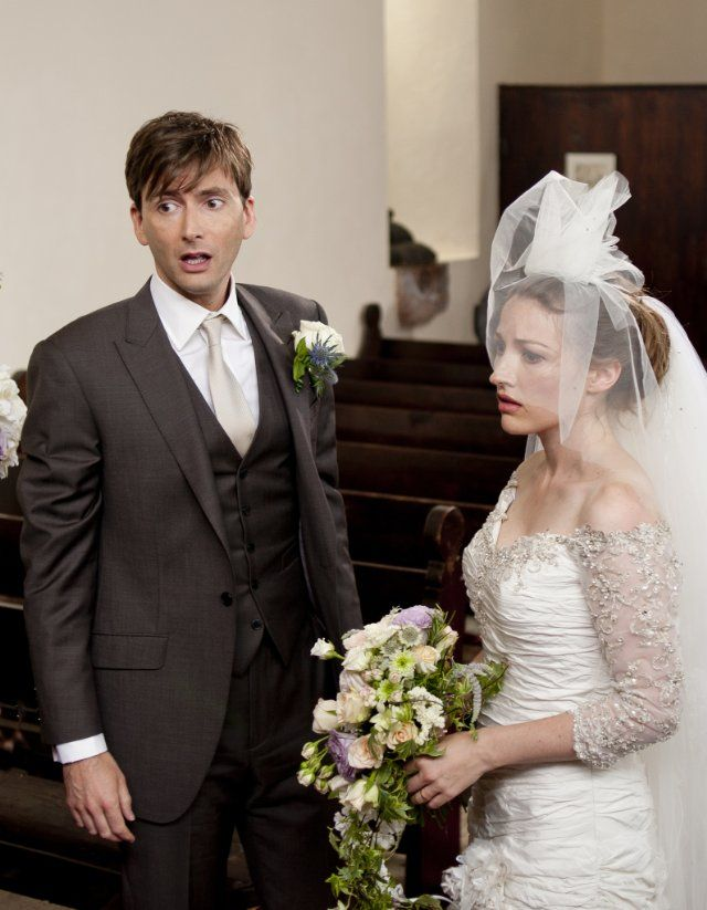 Still of Kelly Macdonald and David Tennant in The Decoy ...