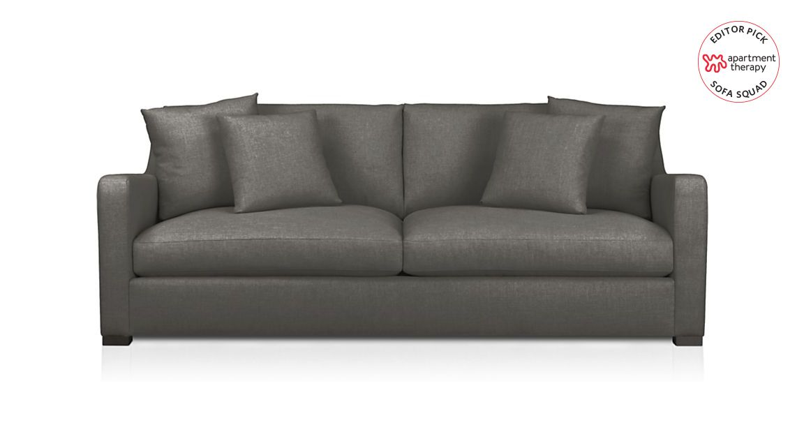 Reviewed The Most Comfortable Sofas At Crate Barrel