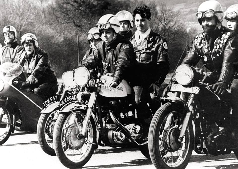 Cafe Racer Culture Rockers Motorcycles Caferacer