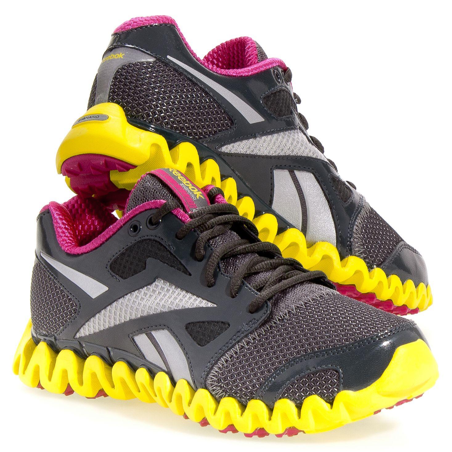 ea47674dc0fa Reebok Zignano Fly 2 Women s Running Shoes  Grey 10