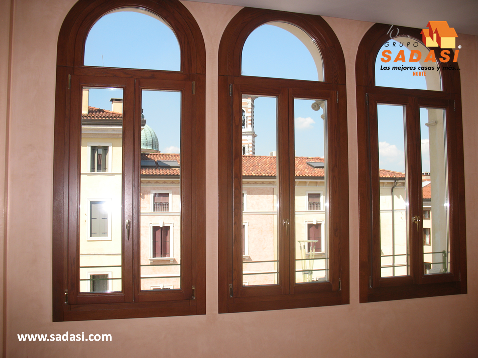 Hogar las mejores casas de m xico las ventanas de madera - Mejores ventanas aislantes ...