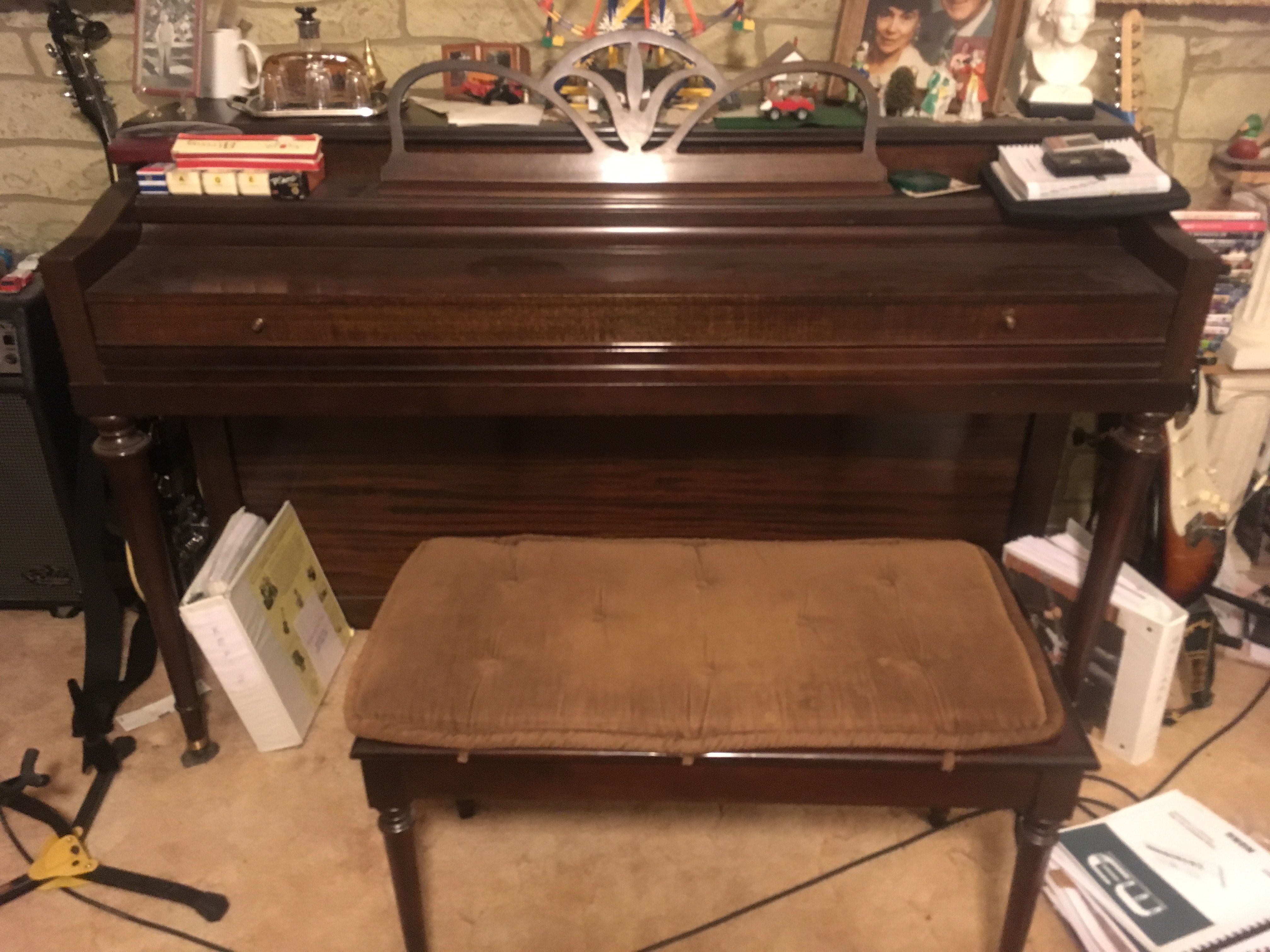S Cable Nelson Piano