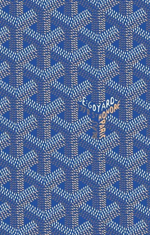 Image result for goyard blue pattern wallpaper | Wallpaper in 2019 | Pattern wallpaper, Wallpaper, Hypebeast wallpaper
