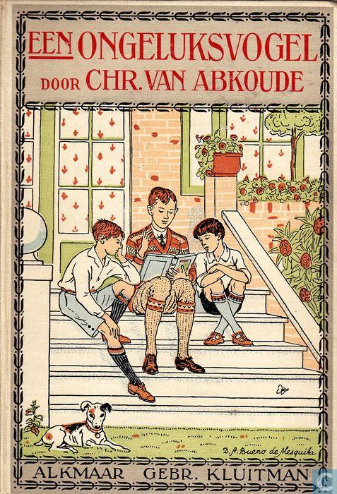 Boeken - Ons genoegen Serie A - Jongensboeken - Een ongeluksvogel
