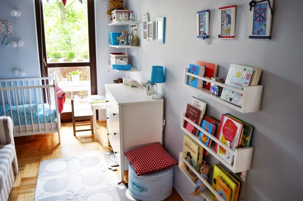 Półki W Pokoju Dziecka Pokoje Dziecięce Toddler Bed Bed