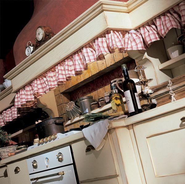 La Fagiana, modelli di cucine country disponibili da Allevi Mobili ...