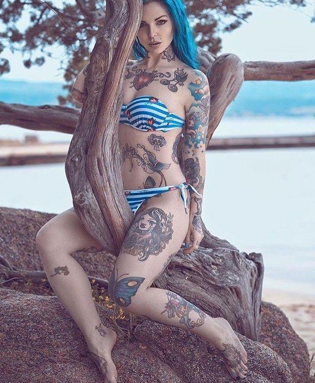 HOT SEXY tattoo зурган илэрцүүд