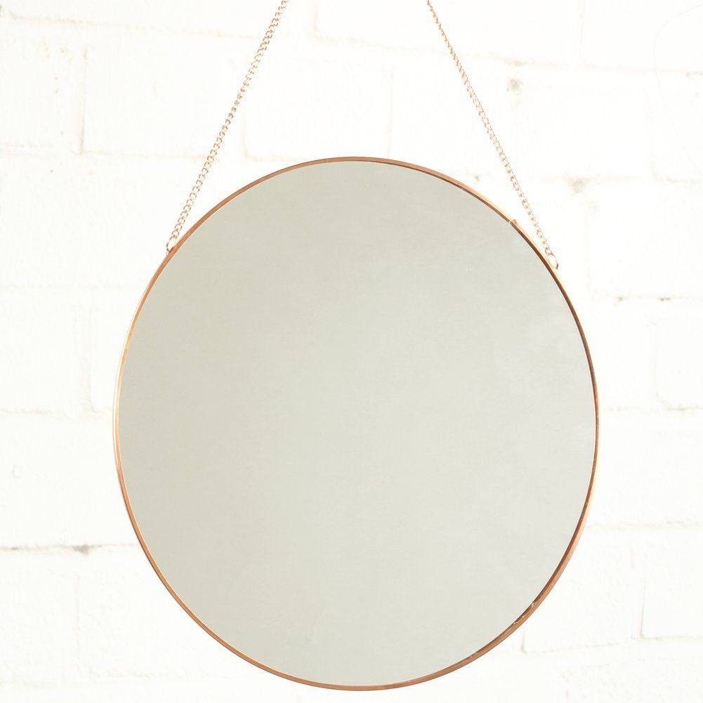 Koyal Wholesale Wall Mirror With Detachable Hanging Chain Table Mirror For Centerpiece Round Vanity Mi With Images Round Mirror Bathroom Bathroom Mirror Oval Shaped Mirror