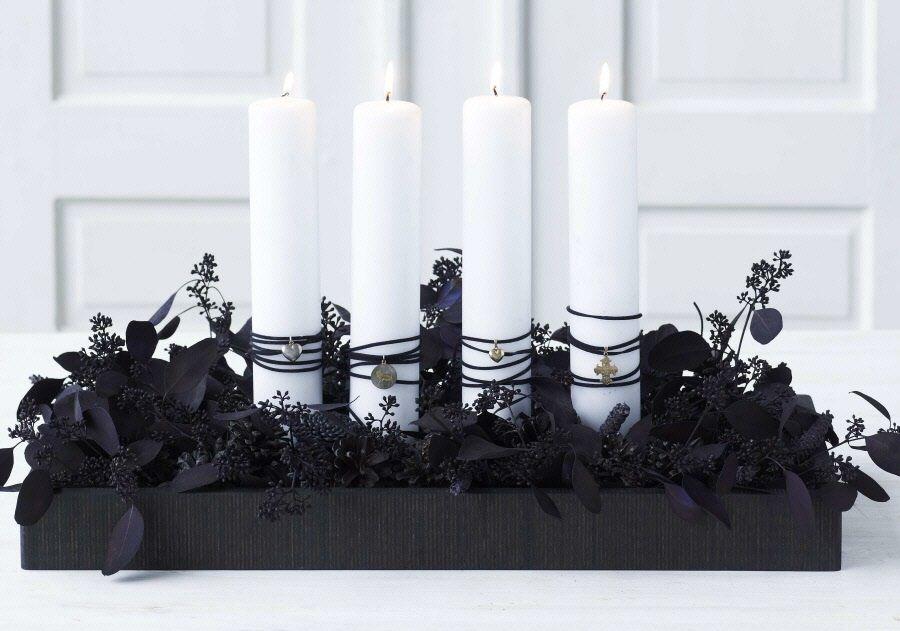 simple and classy x mas pinterest weihnachten advent und dekoration. Black Bedroom Furniture Sets. Home Design Ideas