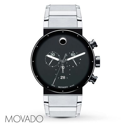 Movado Mens Watch Sapphire Synergy 0606800 Available at Jared