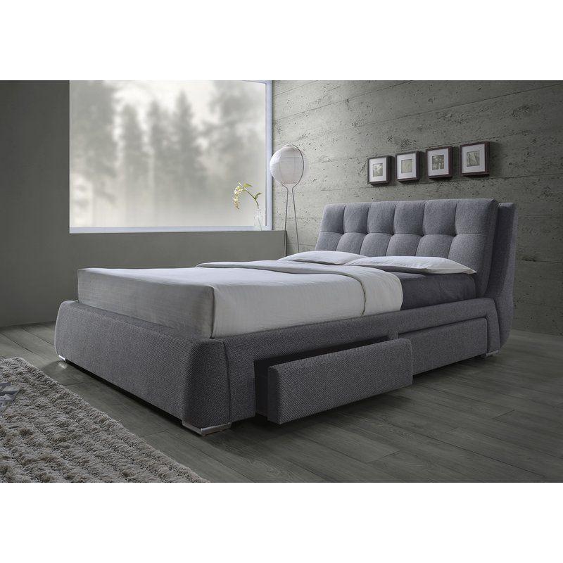 Cal King Platform Storage Bed Free Plans Sawdust Girl Diy King Bed Frame Diy Storage Bed Bed Frame Plans