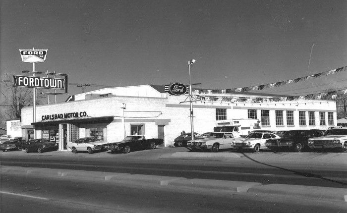Carlsbad Ford Carlsbad New Mexico 1970 S Carlsbad New Mexico
