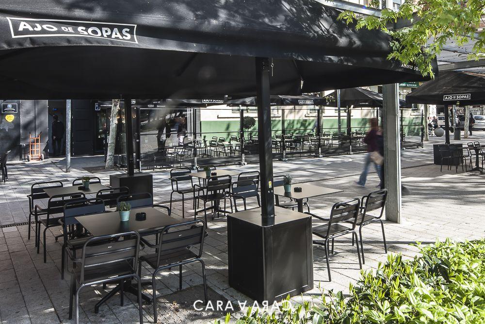 Terraza Vistas Restaurantes Terraza