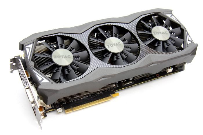 Zotac Geforce Gtx 980 Ti Amp Extreme Review Computer Gear Graphic Card Amd Laptop