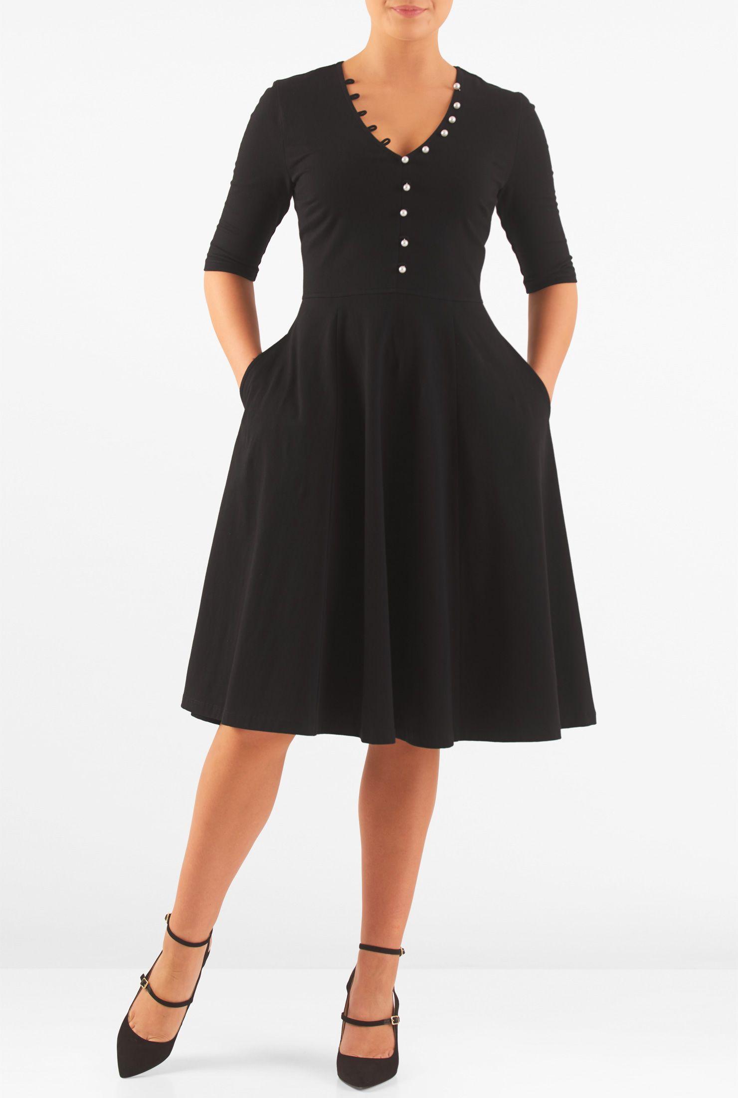 Elbow Length Dresses