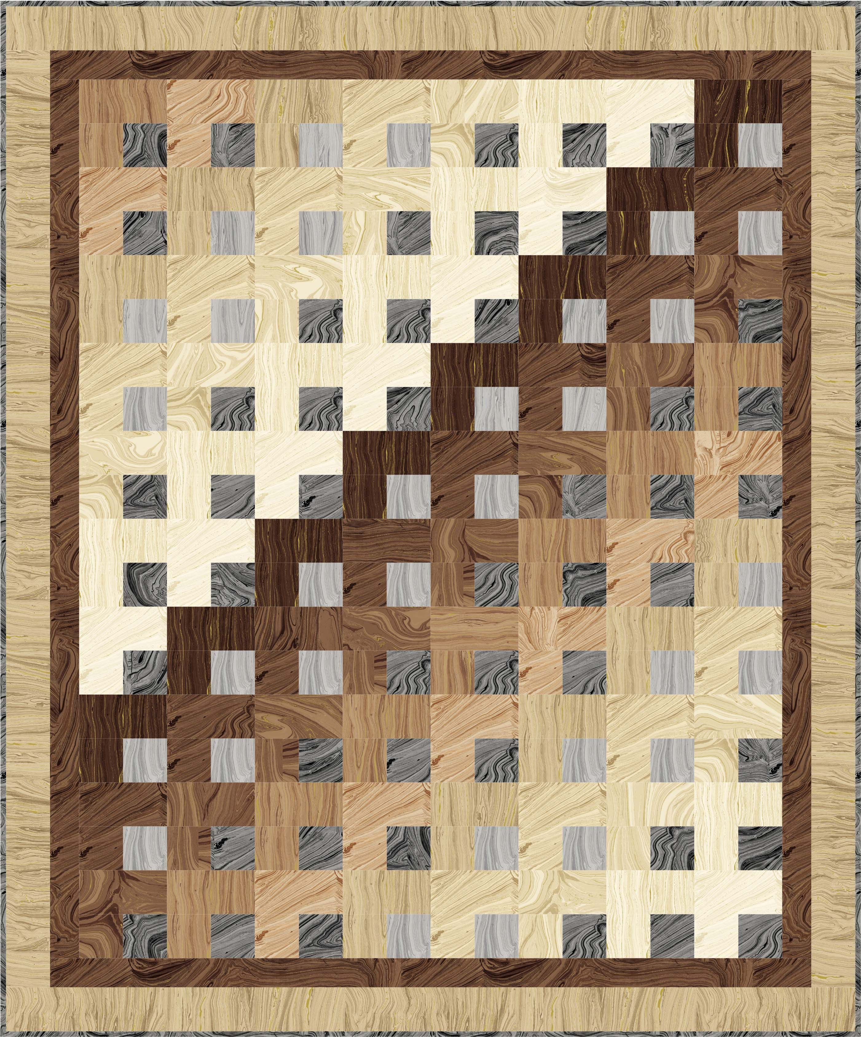 Quilt Patterns For Stonehenge Fabric : Quilt pattern using Northcott Sandscapes gradation fabric Quilts Pinterest Shops, Quilt ...