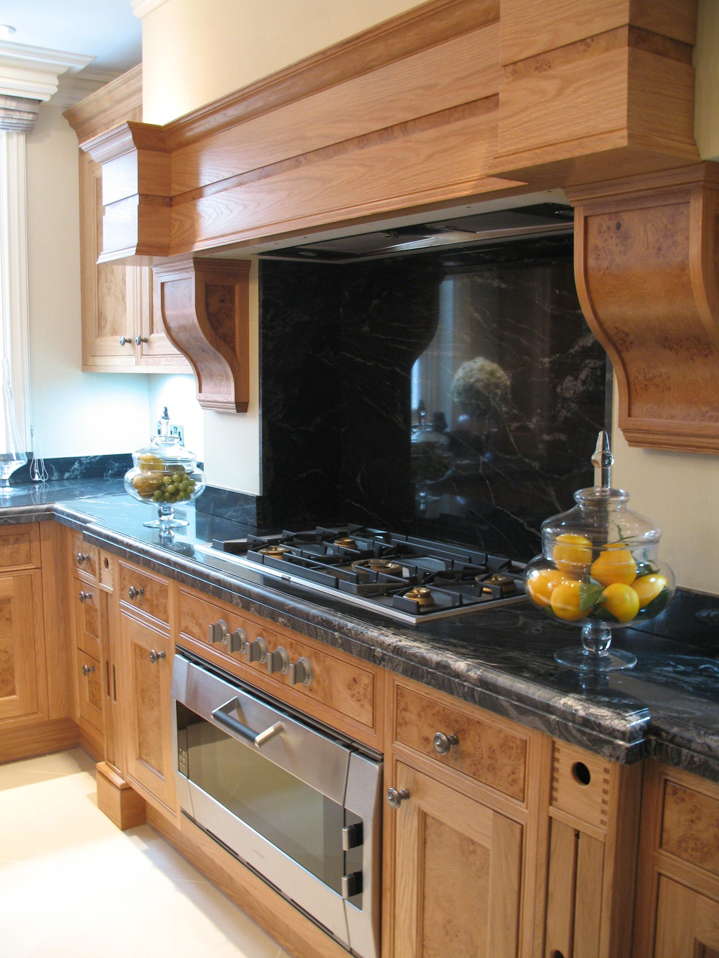 Clive Christian Kitchen. Designed by Quinton Design Ltd ...