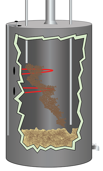 Home Warranty Help Why Flush Sediment Out Of A Water Heater Home Warranty Sediment Water Heater