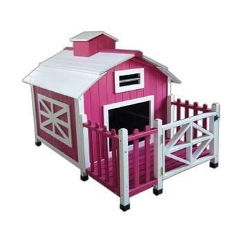 Pink Dog House Dog House For Sale Dog Houses Cool Dog Houses