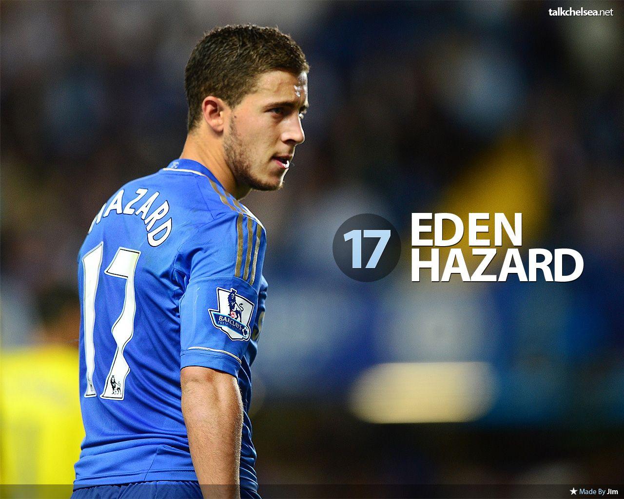 Image for Eden Hazard Chelsea HD Wallpaper Soccer