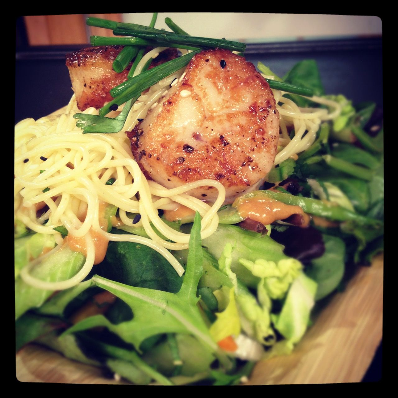 Thai seafood salad find recipe under continental recipes food forumfinder Images