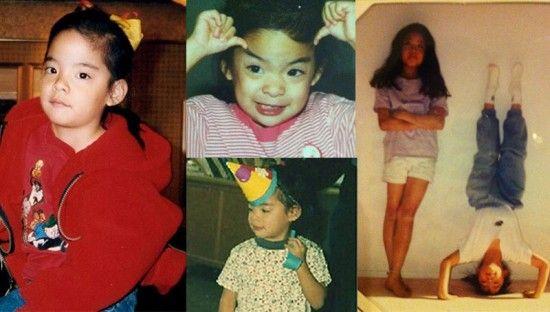 Eye Candy: Adorable childhood photos of SM Entertainment female artists | allkpop.com