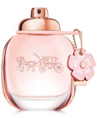 Coach Floral Eau De Parfum Spray 1 7 Oz Reviews Shop All Brands Beauty Macy S Coach Perfume Luxury Fragrance Luxury Perfume
