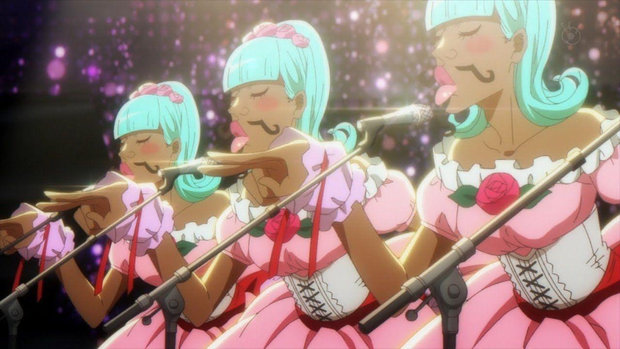 """Mermaid Sisters sings """"Galactic Mermaid"""" Carole"""