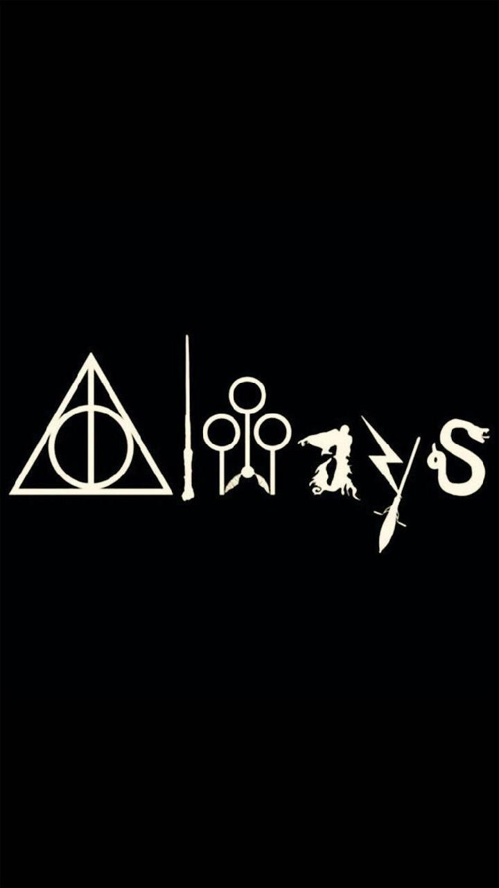 Download Harry Potter Always Wallpaper By Lesweldster96 D6