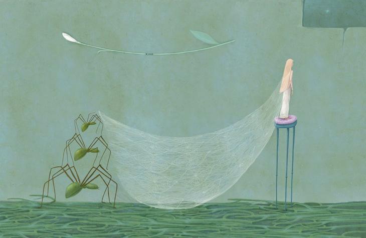 Сказочные иллюстрации Галины Зинько