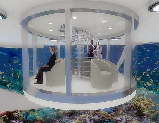 Underwater Hotel In Dubaii Want To Book A Trip There So Bad