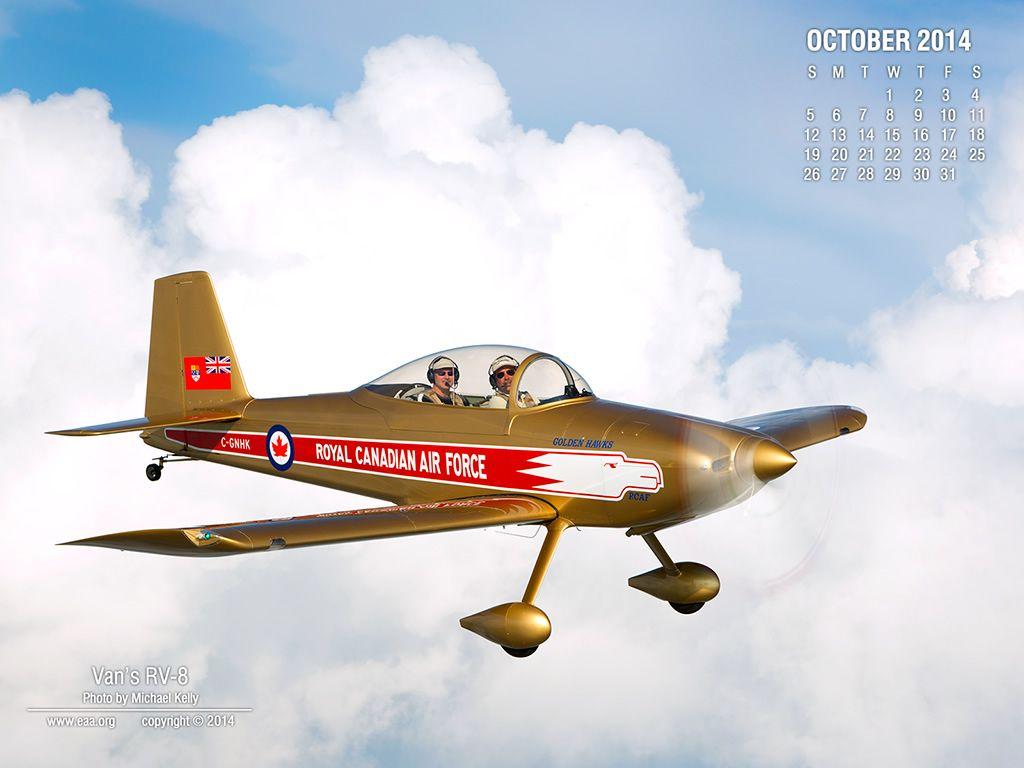 EAA Calendar Wallpaper October 2014 Eaaorg