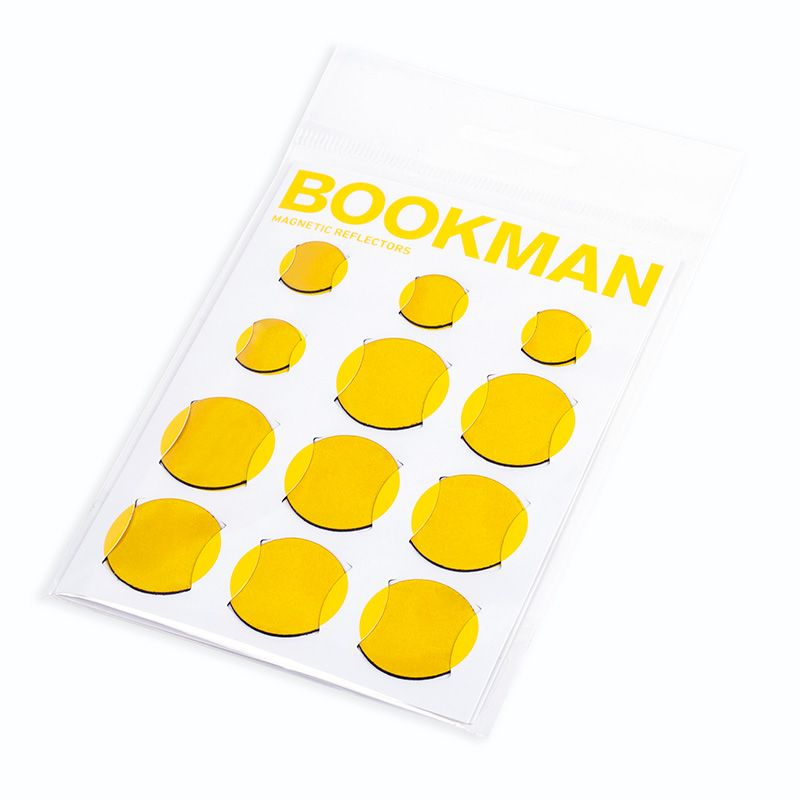 Bookman Magnetic Reflectors 8 38 Bookman Artek Reflectors