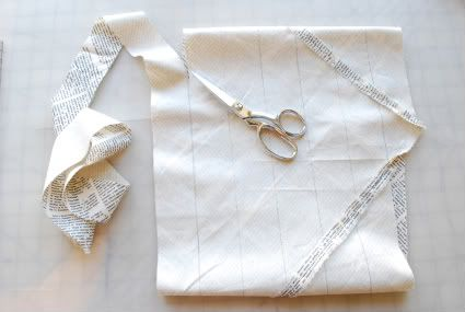 Turn one fat quarter into 5 yards of bias tape