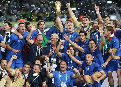 Italy Winners Of 2006 World Cup Facebook FloridaYouthSoccer Twitter FYSASoccer Website Fysa