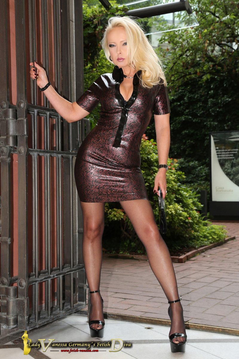 Dress fetish gallery leather