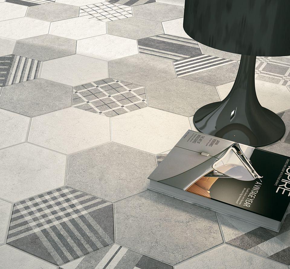 hexatile cement centura centura collection carrelage. Black Bedroom Furniture Sets. Home Design Ideas