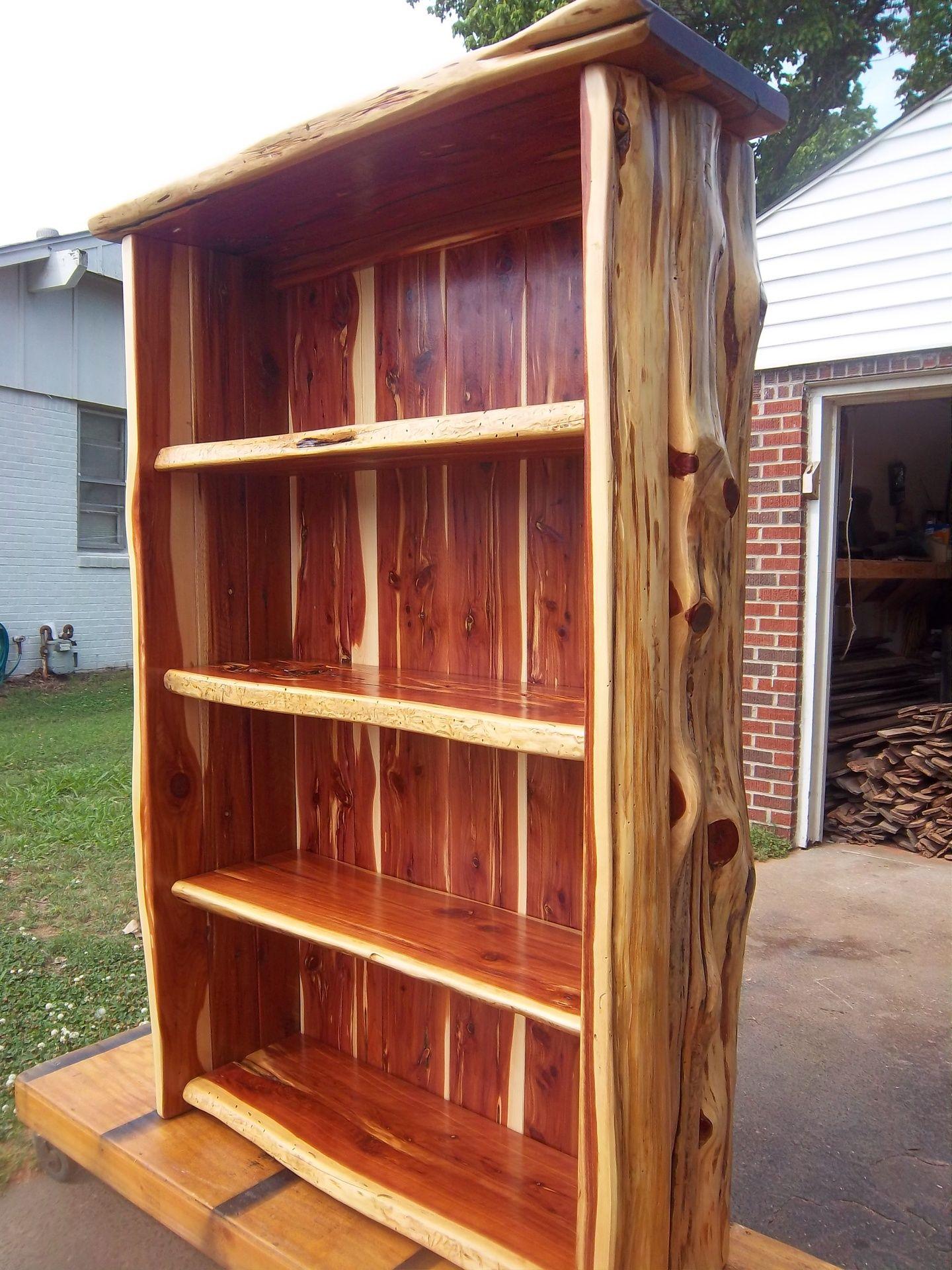 Bookshelf 469 Rustic House Reclaimed Barn Wood Home Furnishings