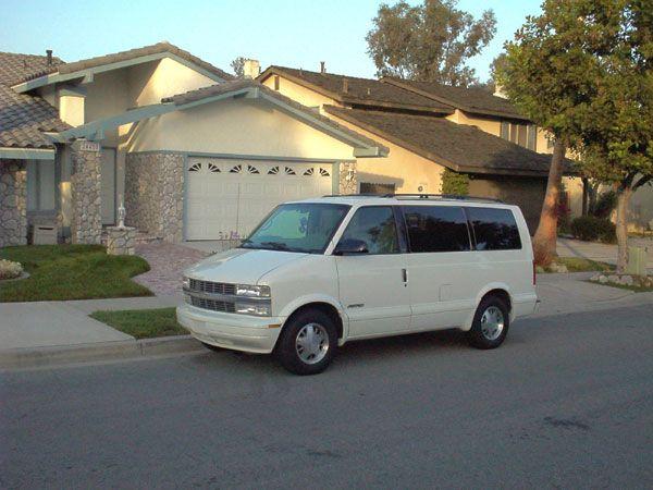 2000 Chevy Astro