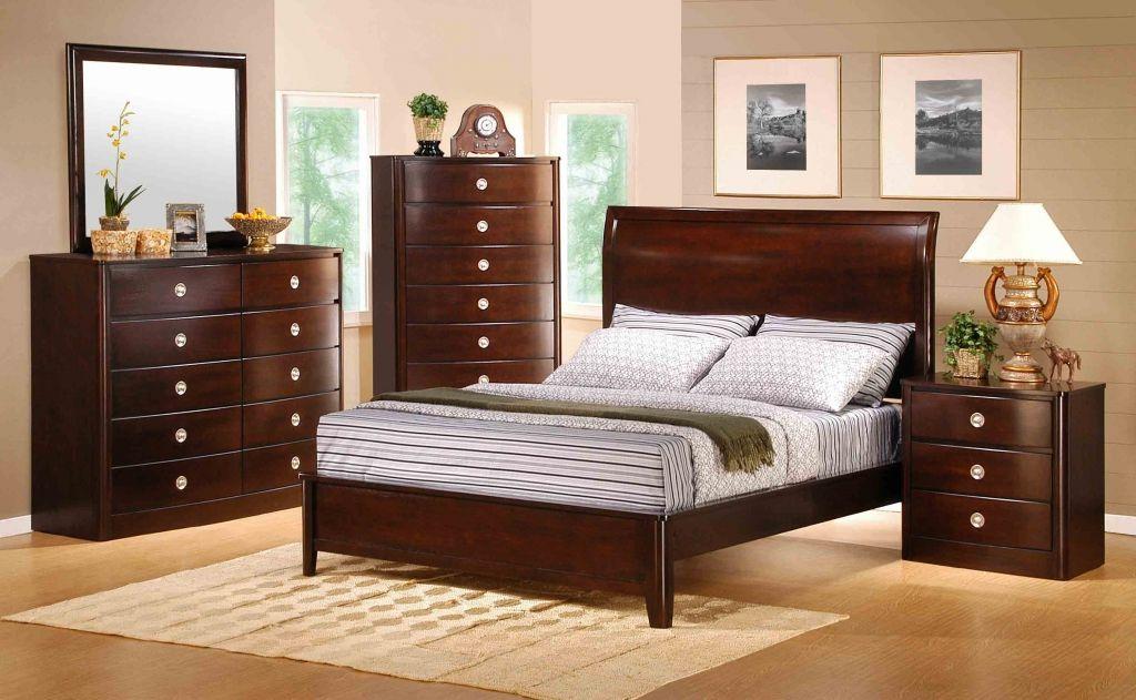 solid cherry wood bedroom furniture - interior bedroom design ...