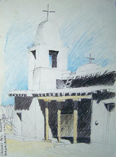 urban sketchers | el blog urban sketchers postea bajo el lema see the world one drawing ...