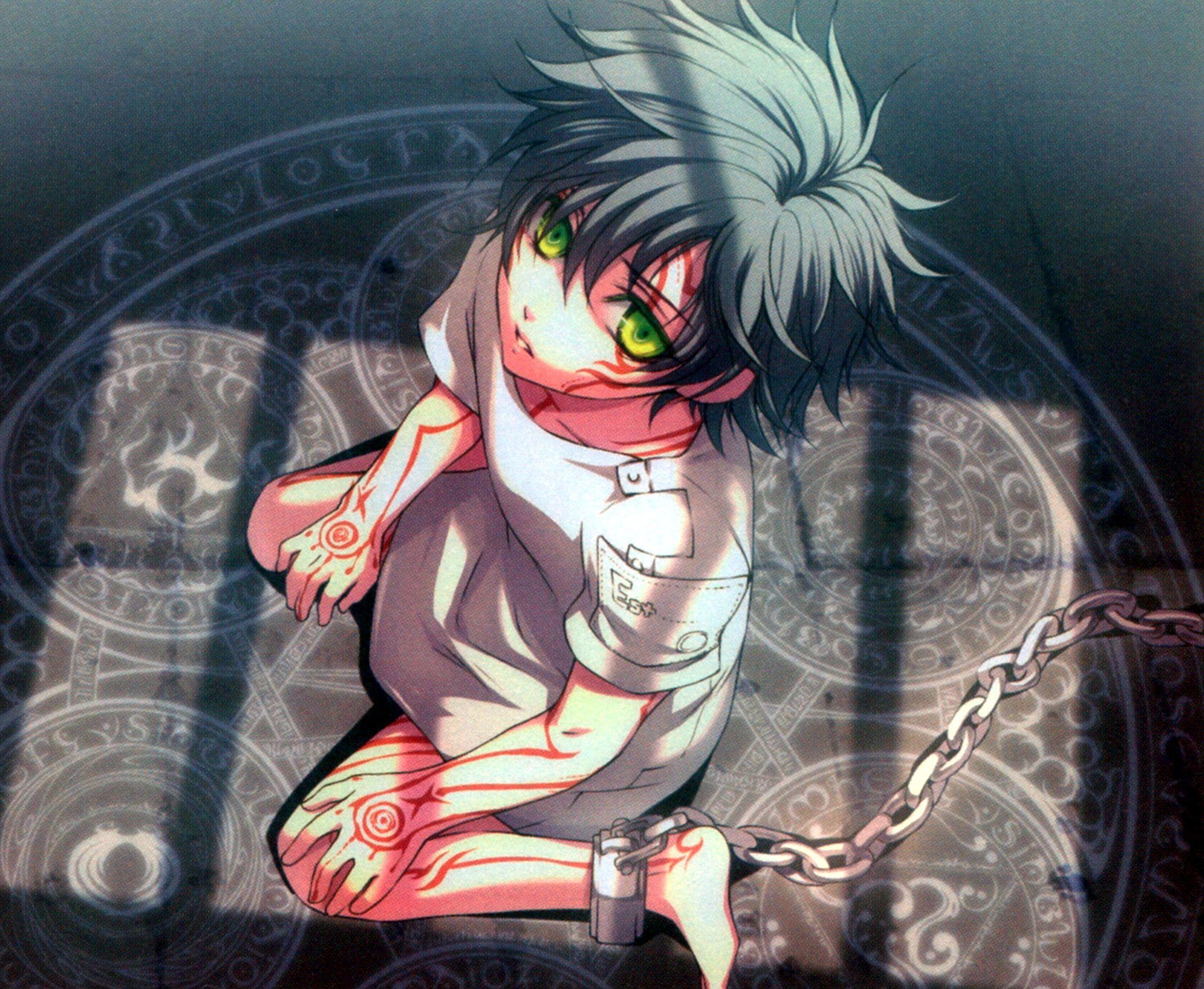Kid Est Rinaudo Anime Demon Boy Anime Anime Child