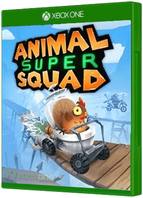 Xbox Xbox One Game Added Animal Super Squad Games Xbox