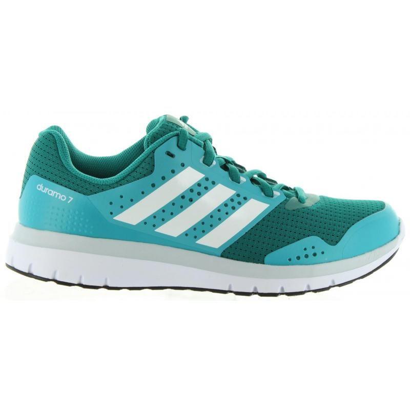new styles 30571 38874 ADIDAS DURAMO 7 W VERDE. Zapatillas super cómodas y perfectas para sudar y  para tus